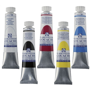 TEMPERA GOUACHE EXTRA FINE 20 ML ROYAL TALENS