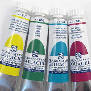 TEMPERA GOUACHE EXTRA FINE 60 ML ROYAL TALENS