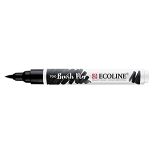 PENNARELLO BRUSH PEN ECOLINE ROYAL TALENS