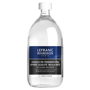 ESSENZA DI TREMENTINA 1000 ML LEFRANC & BOURGEOIS