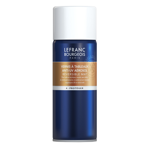 VERNICE SOPRAFFINA OPACA ANTI-UV SPRAY 400 ML LEFRANC & BOURGEOIS