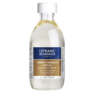 VERNICE SOPRAFFINA SATINATA ANTI-UV 250 ML LEFRANC & BOURGOIS