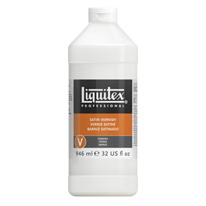VERNICE DI FINITURA SATINATA 946 ML LIQUITEX
