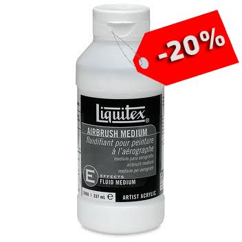Medium Liquido per Aerografo da 237 ml Liquitex